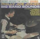 Drums Around The World Big Band Sounds by Philly Joe Jones CD 025218179225