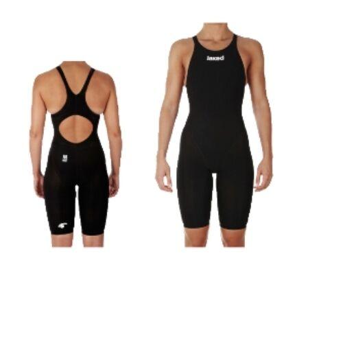 STERLINO SPORT BOLOGNA Costume gara JAKED SHARK J07-FWS women tg.18 black