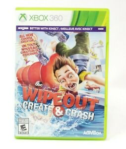 Wipeout-Create-amp-Crash-Microsoft-Xbox-360-X360-Game