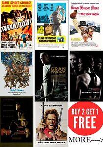 A River Runs Through It Classic Large Movie Poster Art Print Maxi A1 A2 A3 A4