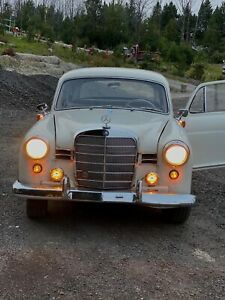 1954 Mercedes Benz 180D
