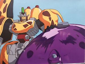 TRANSFORMERS-ANIMATION-PRODUCTION-CEL