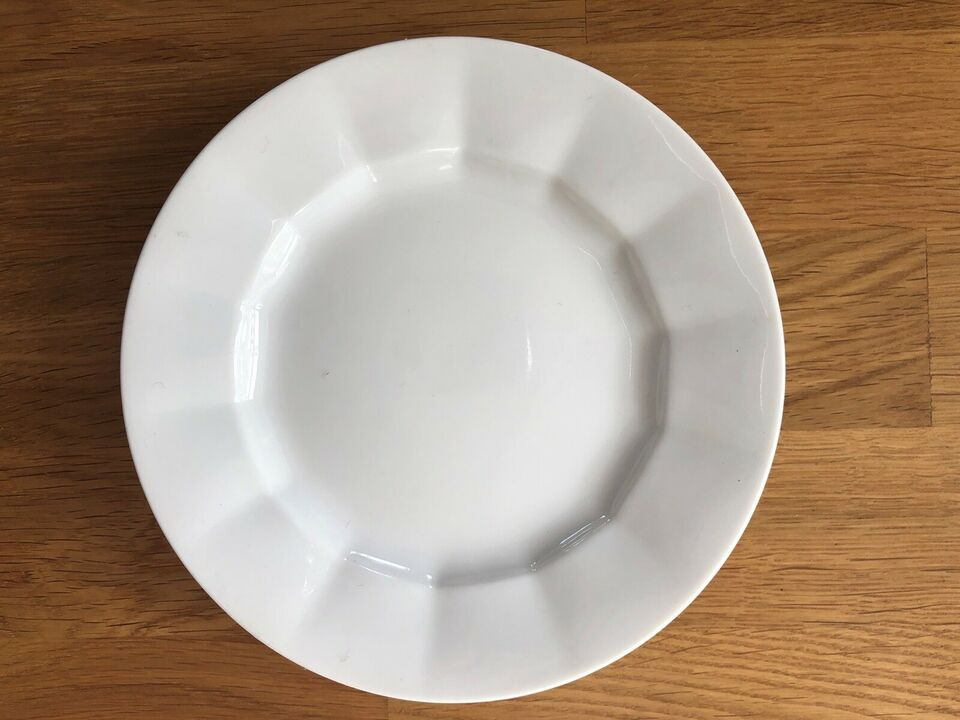 Porcelæn, 3 kagetallerkener, Royal Copenhagen