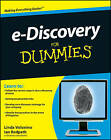 e-discovery For Dummies by Ian Redpath, Linda Volonino (Paperback, 2009)