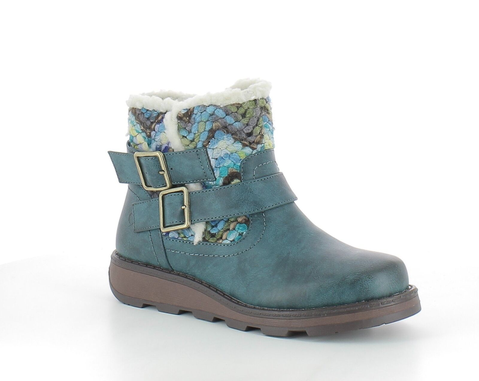 Heaven pieds Kassy Ocean bukle Bottines