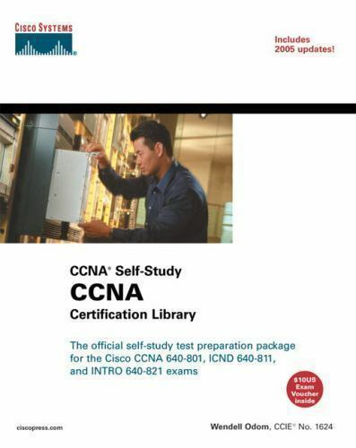 CCNA Certification Library [CCNA Self-Study, Exam #640-801]