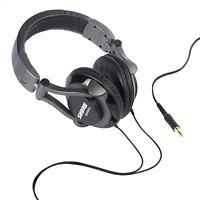 Shure SRH550DJ Headband Headphones - Black Headphones