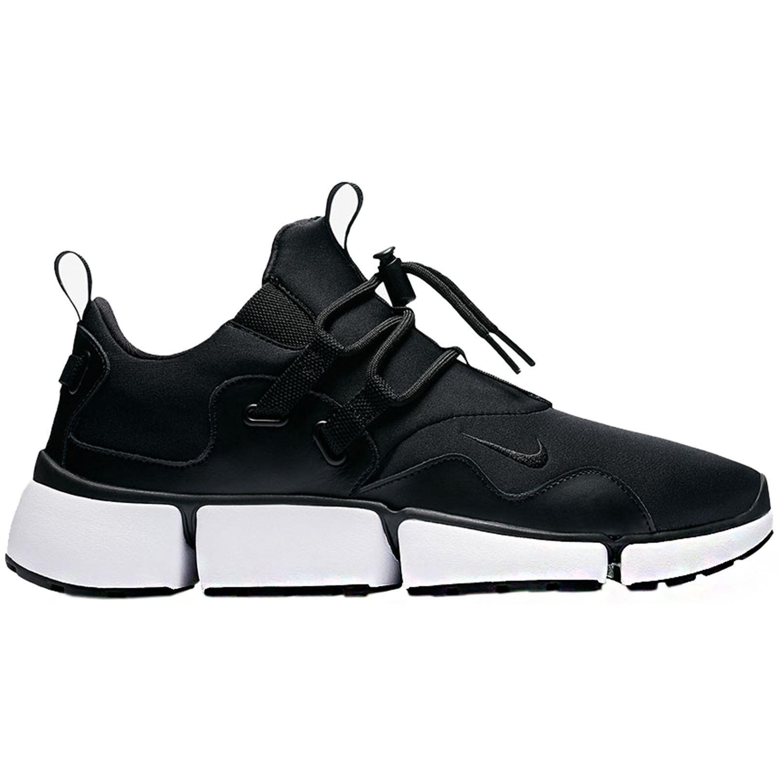 Nike Pocketknife Dynamic White Motion Black White Dynamic Mens Trainers 65f51d