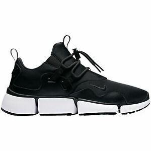 Nike Pocketknife Dynamic Motion Black White Mens Trainers