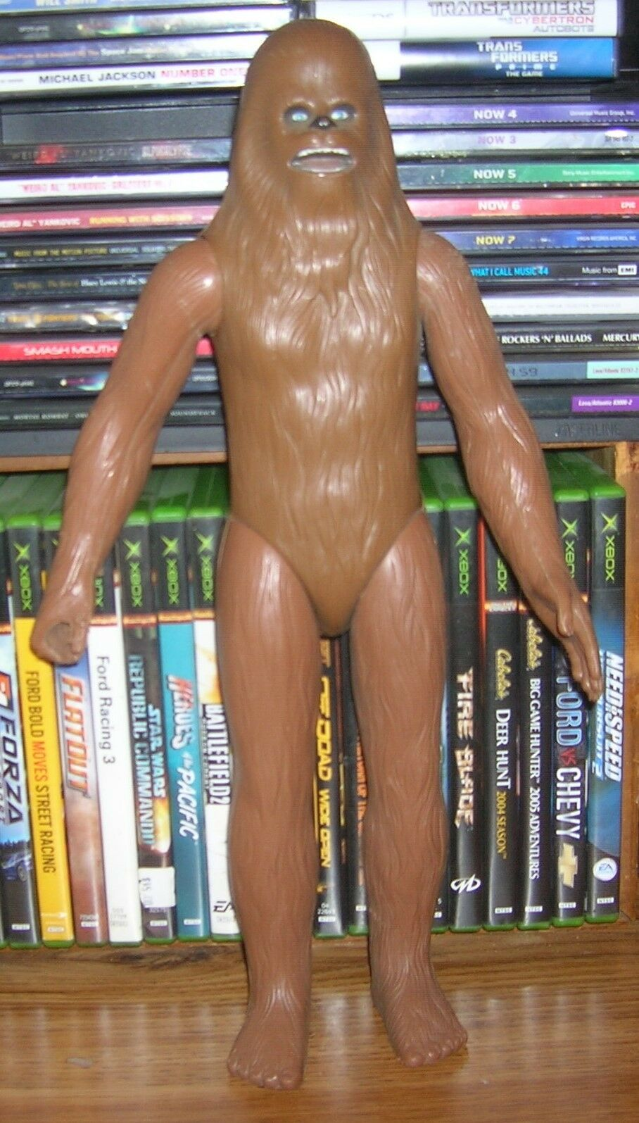 Star Wars General Mills 12 (14) Inch Vintage Chewbacca. FREE SHIPPING