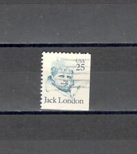USA 1630 - JACK LONDON  1986 - MAZZETTA DI  25 - VEDI FOTO