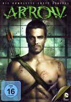 ARROW, Staffel 1 (Stephen Amell) 5 DVDs NEU+OVP