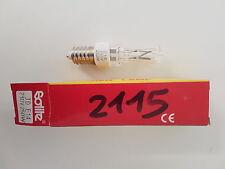 SOLITE 2115 Lampada Alogena Tubolare Halogen Bulb Lamp 250W E14 230Vac 50Hz
