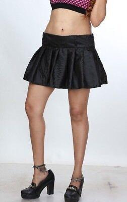 School Girl Mini Skirt Short Pleated Women/'s Ladies Girls Micro High Waist  012
