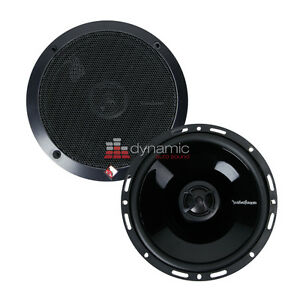 Rockford-Fosgate-P1650-Car-6-1-2-034-2-Way-P1-Punch-Series-Coaxial-Speakers-New