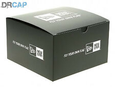 NEW ERA GIFT BOX IN BLACK - FITS 9FIFTY 59FIFTY 9FORTY & 39THIRTY BASEBALL CAPS