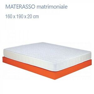 MATERASSO ORTOPEDICO MATRIMONIALE LEADER   eBay