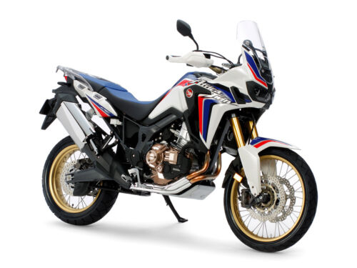 Tamiya 16042 16 DualSport Motorcycle Model Kit Honda CRF1000L Africa Twin