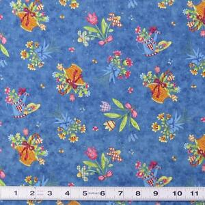 Lot-G586-GARDEN-INSPIRATION-by-Henry-Glass-Patchwork-Fabric-by-the-metre