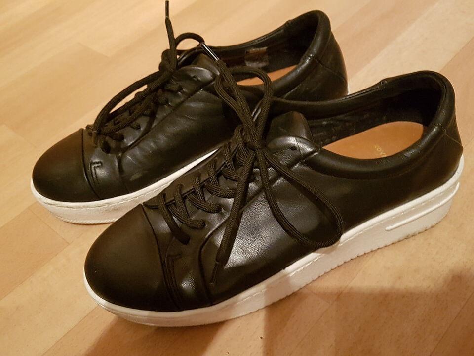 Royal Republiq Plateau Sneakers schwarz Gr. 41 Seven20 Base Low hoher Neupreis
