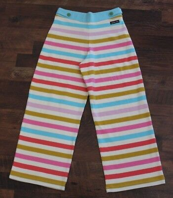 Matilda Jane Size 6 It/'s A Wonderful Parade Picnic Ruffles Gingham Pants EUC