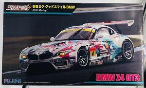 Fujimi-Miku-Hatsune-GSR-BMW-Rd8-Motegi-BMW-Z4-GT3-Kit-Modelo-1-24-con-archivo-clara