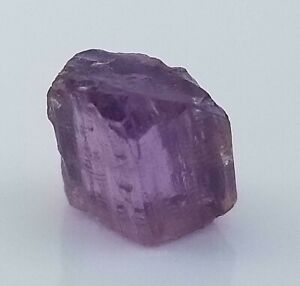 2.35ct Natural Clear Gem Grade Purple Scapolite Crystal From Tanzania, US SELLER