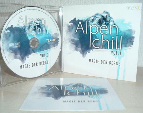 1 von 1 - ALPENCHILL  -  Magie der Berge  Vol. 1 (2014)   Digipack