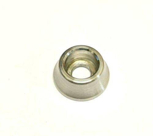 **NEW BELL SHAPE** M8 Load Spreading Cone Washer Aluminium