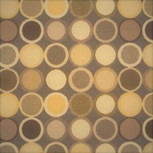 Arccom Polo Tan Modern Contemporary Circles Mid Century Modern