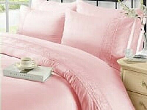 New Luxury Duvet Cover Set Single Double Super King Set Printed Bedding Designer