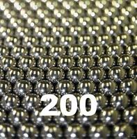 200 Qty falling Rain Nature Chime Replacement Steel Balls