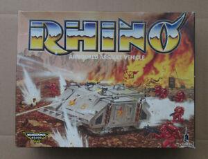 D10C02-RHINO-SPACE-MARINE-ROGUE-TRADER-WARHAMMER-40000-W40K-1989-OPENED