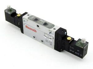Rexroth R422100976 TC08-5/3EC-DO-024DC-I-M8X1 3P 5/3-Wegeventil
