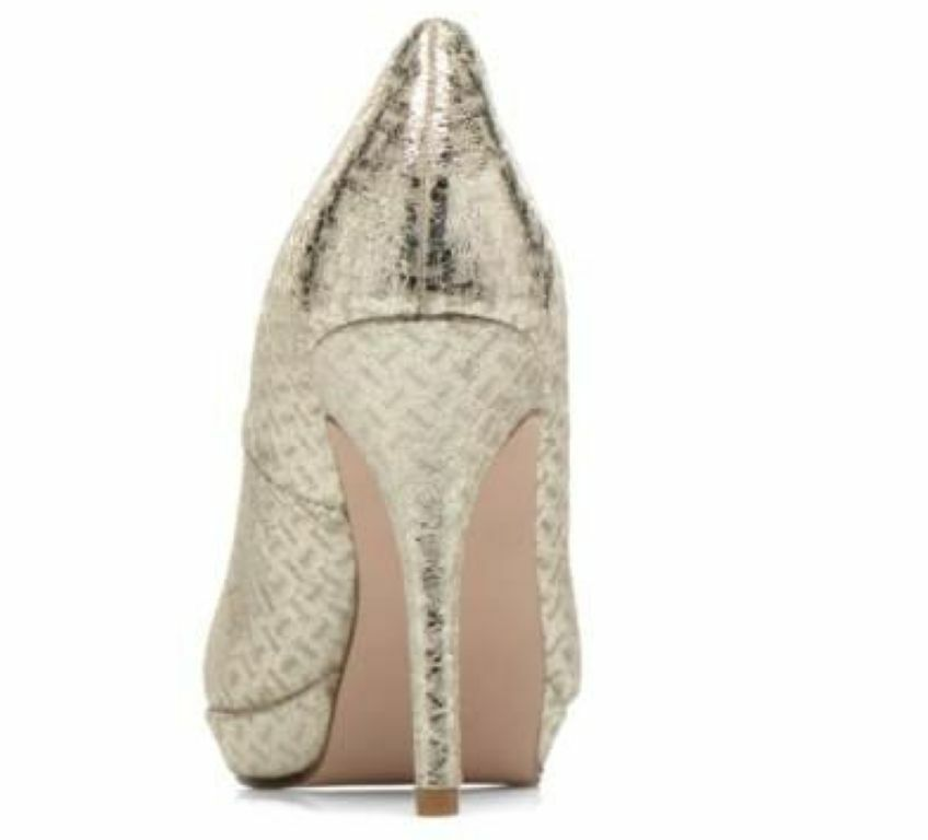 ANNA VOLODIA High Damens MURLA CHAMPAGNE Copla High VOLODIA heels UK7 EU40 JS20 46 bb164f