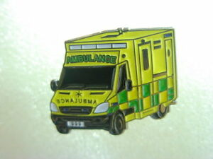 Ambulance Pin Badge