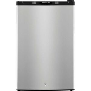 Image Is Loading Mini Refrigerator 4 5 Cu Ft Silver Small  Part 48
