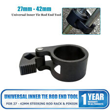 """Car Inner Tie Rod End Wrench Removal Tool 27mm to 42mm with 1/2"""" Square Drive"""
