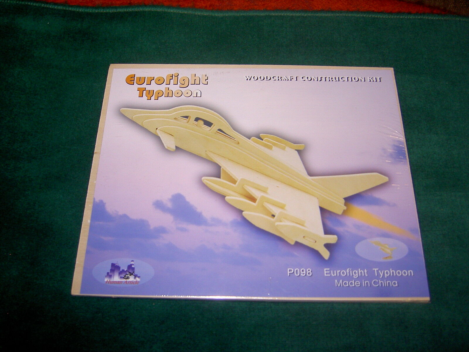 IDEAL RETAILER BUNDLE OF 35 PUZZLES IN 3D eurofight typhoon