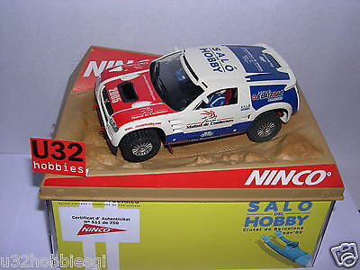 Spielzeug Ninco 50403 Slot Car Volkswagen Vw Touareg Lounge Hobby 2005 Lted.ed Mb Sale Overall Discount 50-70%