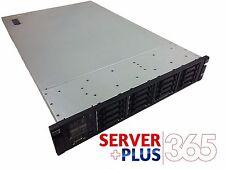 HP Server ProLiant DL380 G7 16-Bay 2x 3.06GHz HexCore, 128GB RAM, no hard drives