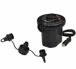 Intex-66626-QuickFill-Pumpe-Luftpumpe-Luftbett-Kompressor-12V-fuer-unterwegs