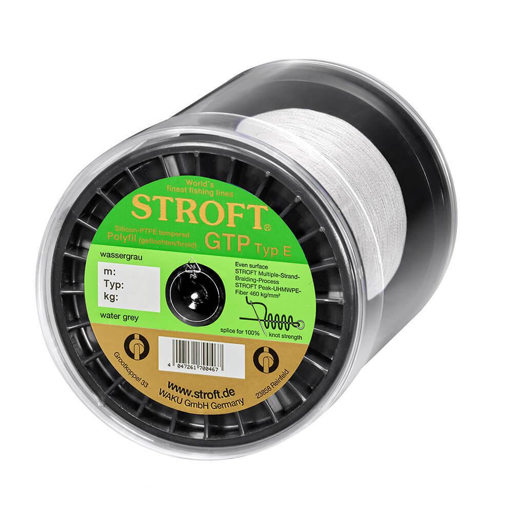 Stroft Cable Gtp Tipo E Trenzado Wassergris 1000m Línea  de Pesca Lineas de Pesca  distribución global