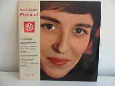 """MARIE CLAIRE PICHAUD Il y eut un soir .. il y eut un matin SM 25M 107 25 CMS 10"""""""