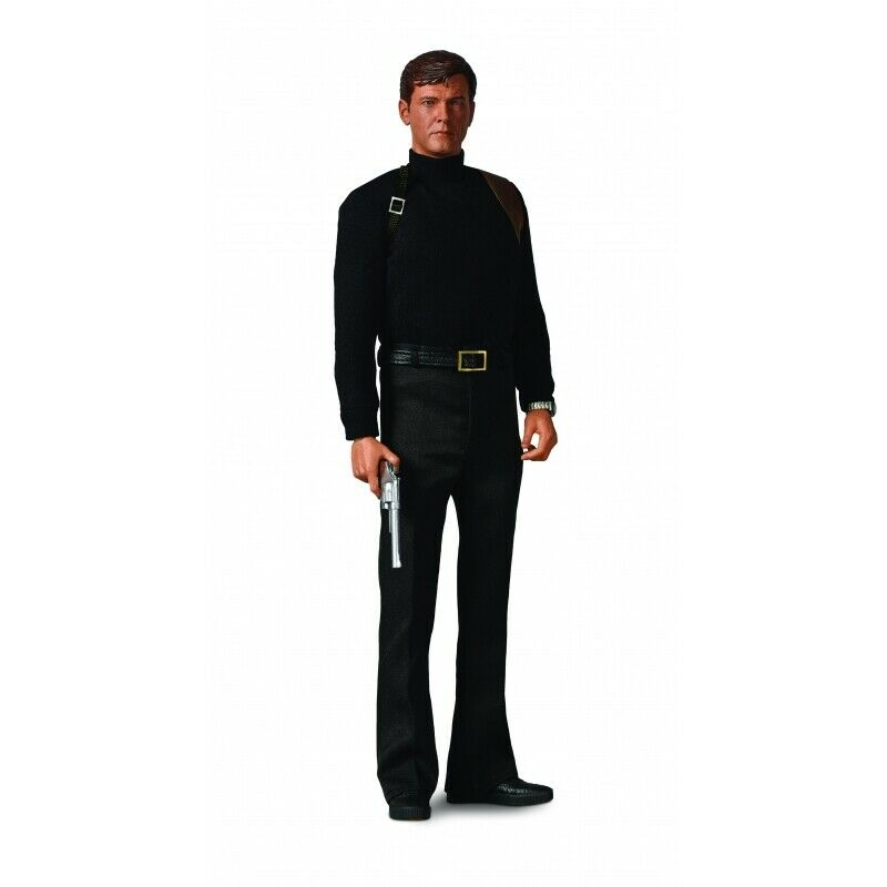 Roger Moore Big Chief Studios 1//6 James Bond James Bond LIVE and LET DIE Limited Edition