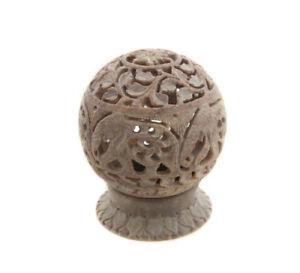 Brule Teelicht aus -stein Elefanten Peterandclo Indien 7629