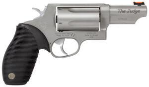 2x-2-034-080-034-Fiber-Optic-Replacements-Sights-Judge-Taurus-revolver-2mm-POLY