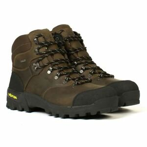 Aigle Altavio Gtx Mid Cuir Nubuck Imperméable Chaussures De Marche (randonnée/