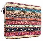 PLEMO 15-15.6 Inch Bohemian Style Laptop Sleeve Case Bag for MacBook Pro 15 UK