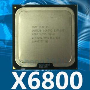 Lntel core 2 x6800 cpu/lga775/conroexe/fsb1066mhz/b2.